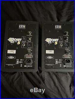 KRK Rokit RP5 G2 5 inch Studio Monitor Black