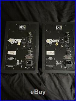 KRK Rokit RP5 G4 5 inch Studio Monitor Black