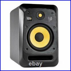 KRK V8S4 Pair 8 Inch High-End Active Studio Monitors 230W