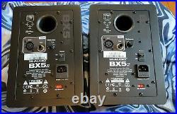 M-Audio BX5 D2 5 inch Powered Studio Monitor Speaker (PAIR) in ORGINAL Open Box