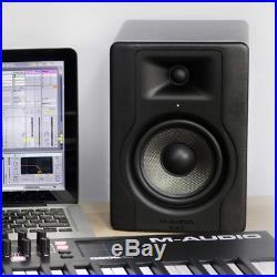 M-Audio BX5 D3 100 W, 5 Inch Active Studio Monitor Speaker (Pair)