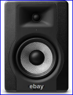 M-Audio BX5 D3 Compact 2-Way 5 Inch Active Studio Monitor Speaker for Music