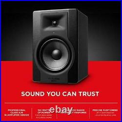 M-Audio BX8 D3 Professional 2-Way 8 Inch Active Studio Monitor Speaker for