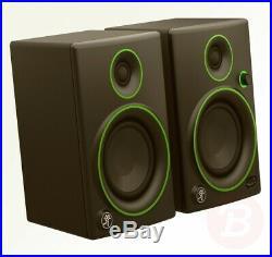 Mackie CR4 4 inch Monitor Speakers