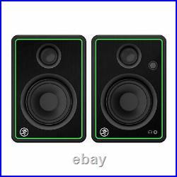 Mackie CR4-X 4-Inch Multimedia Monitors (Pair)