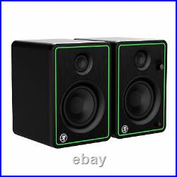 Mackie CR4-XBT 4-Inch Multimedia Monitors with Bluetooth (Pair)