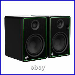 Mackie CR5-XBT 5-Inch Multimedia Monitors with Bluetooth (Pair)