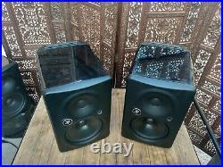Mackie HR624mk2 6 inch Powered Studio Monitor Pair