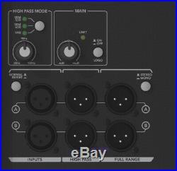 Mackie SRM1850 18 Inch Active Subwoofer Speaker