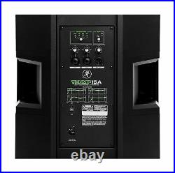 Mackie THUMP Series, 15-Inch 1300-Watt Loudspeaker with High Performance Ampl