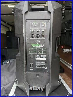 Mackie Thump 12A 12 inch DJ Disco Stage Active PA Speaker