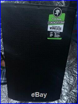Mackie Thump15A 15 inch Powered Speaker Bluetooth