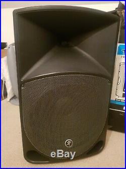 Mackie Thump15A 15 inch Powered Speaker Spares or Repair