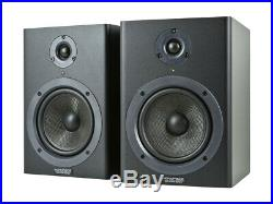 Monoprice 5-inch Powered Studio Multimedia Monitor Speakers (pair)