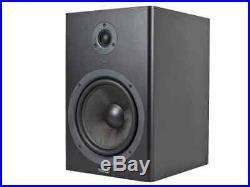 Monoprice 8-inch Powered Studio Multimedia Monitor Speakers (pair)