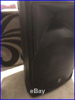 Pair Of QTX 350 Watts 15inch Active Speakers