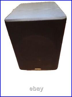 Paradigm Active Powered 8 inch surround sound Subwoofer Speaker -read desc