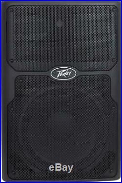 Peavey 3616450 12-Inch Heavy Duty Woofer PVX p 12 DSP 2 Way 630W Power Speaker