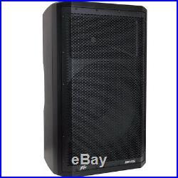 Peavey DM115 15 inch Dark Matter 700 Watt Powered Speaker, New