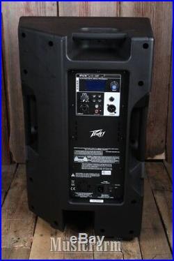 Peavey PVXp 12 DSP Powered Speaker 830W 12 Inch 2 Way Bi-Amp Active Loudspeaker