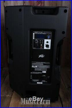 Peavey PVXp 15 Powered Speaker 800 Watt 15 Inch 2 Way Bi-Amp Active Loudspeaker