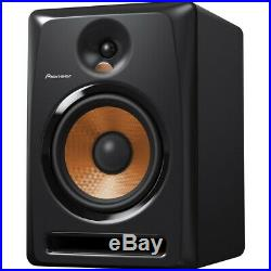 Pioneer BULIT8 8 Inch Powered, Pro DJ, Studio Monitoring Speaker