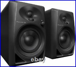 Pioneer DJ DM40 4 inch Compact Active DJ Monitor Speaker Black