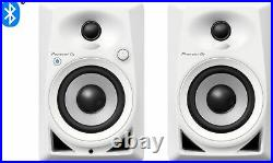 Pioneer Dm-40 Bt 4-inch Compact Active Bluetooth Dj Monitor Speakers