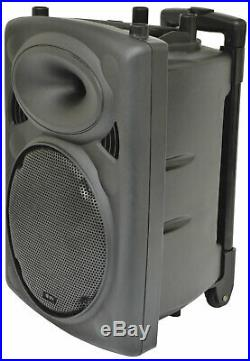 Portable Pa 10 Inch Qtx Qr10pa 178.840uk