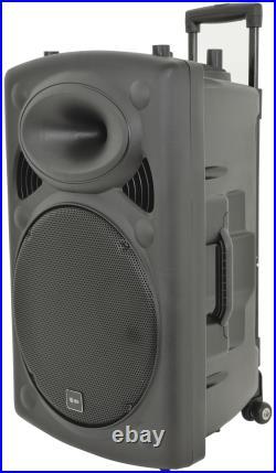 Portable Pa 15 Inch Qtx Qr15pa 178.846uk