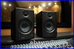 PreSonus Eris E4.5 4.5-inch, 2-way, High-Definition Active Studio Monitors