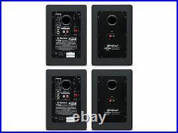 PreSonus Eris E4.5 BT (2) 2-Way 4.5 inch Near Field Monitor/Bluetooth (2 Pairs)