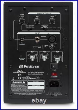 PreSonus Eris E5 5-Inch 2-Way Active Studio Monitor