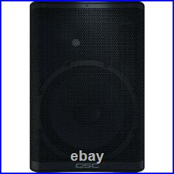 QSC CP12 1000W Powered Speaker 12 Inch LF Driver 1.4 Inch HF Driver and DSP