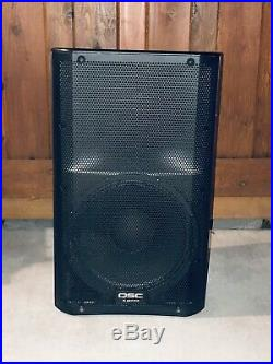 QSC K Series K-12 1000 watt 12 Inch Speaker