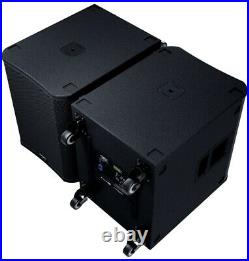 QSC KS118 18-inch 3600 Watt Active Subwoofer