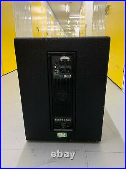RCF 705as-ii 15inch active subwoofer good condition, including case