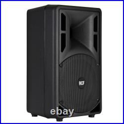 RCF ART 310-A Mk4 10 Inch Active Two Way Speaker 800W SoundSak Carry Bag