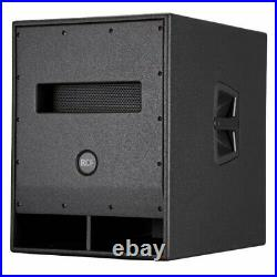 RCF SUB 718-AS 18-Inch 700-Watt Active Subwoofer