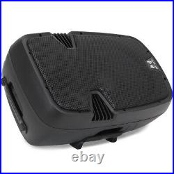 RS12A 12 Inch Active PA Speaker System 600W Mobile Stage Cabinet DJ Monitor ABS
