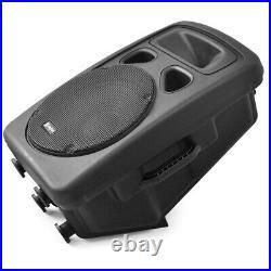 Skytec 170.311 10 Inch Active DJ Speaker 400W SoundSak Universal Carry Bag