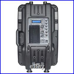 Skytec 170.320 15 Inch Active Bluetooth DJ Speaker 800W