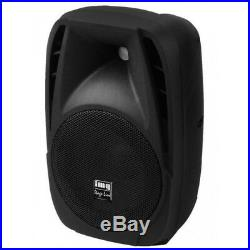 Speaker Active With Woofer 8 Inches+Bluetooth+mp3 Player