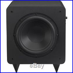 Tannoy TS2.8 Subwoofer Active Powered Speaker 8 Inch Home Theatre Sub RRP £319