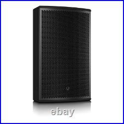 Turbosound TB339 10 Inch NuQ102-AN 2 Way Active Powered Loudspeaker Black 600W