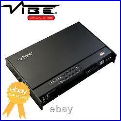 VIBE Speaker Amp Package CVEN SQ 6.5inch 600 watts