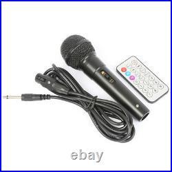 Vexus 170.007 8 Inch Active Battery PA Speaker & Mic 250W