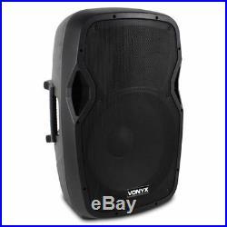 Vonyx 170.343 15 Inch Active DJ Speaker 800W