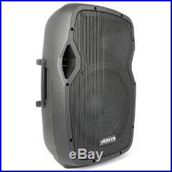 Vonyx 170.345 12 Inch Active Bluetooth PA Speaker 600W