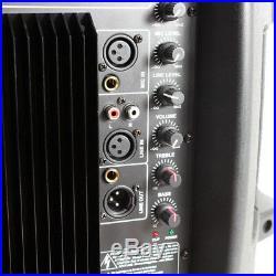 Vonyx 170.347 15 Inch Active Bluetooth DJ Speaker 800W